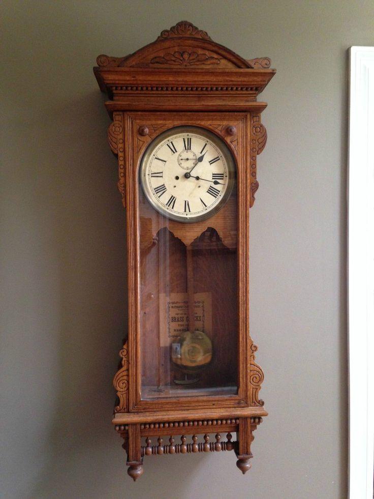 1028 Best Timekeeper Antique Clocks Images On Pinterest