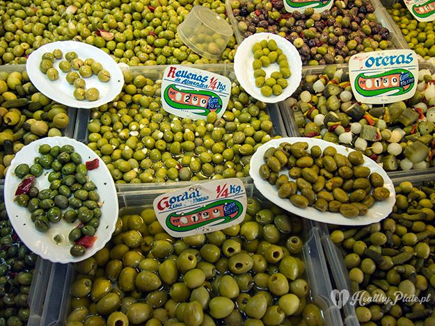 olives / aceitunas