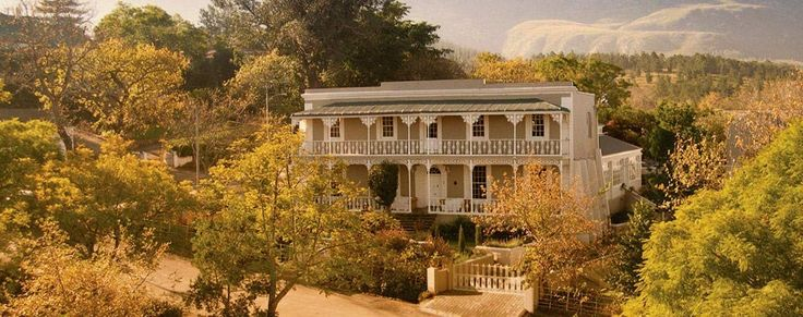 Swellendam Accommodation | Schoone Oordt Country House
