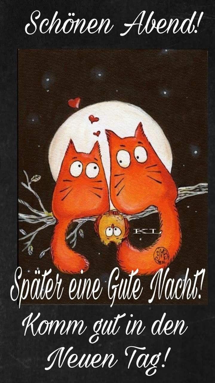 Schönen Abend Gute Nacht Gute Nacht Grüße Nacht