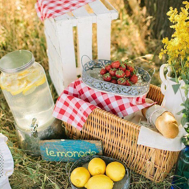 Пикник-фотосессия - это прям то что нужно успеть сделать летом! Так что если не успели - скоро бабье лето и мы готовы вам помочь с декором Фото @masha.golub
