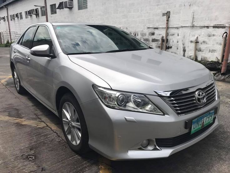Very Fresh Top of the Line 2013 Toyota Camry 3.5Q Leather and Power Seats Keyless Entry Push Start Accepts and Assist in Bank Financing Call 09175287233 for more info or click image for Price #camry #toyotacamry #toyota  #gt86  #carsforsale #autotradephils #carfinderph   Please LIKE, LOVE and SHARE this Best Buy Car For Sale