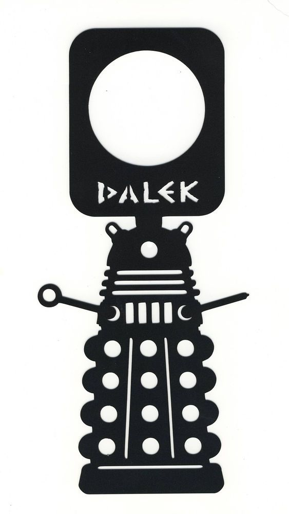 majestic dr who tardis door decal. Doctor Who DALEK Door Knob Hanger Thick Plastic Sign Dr  Do Not Disturb 13 best Hangers images on Pinterest Tardis door