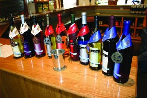Some of our award winning wines!!