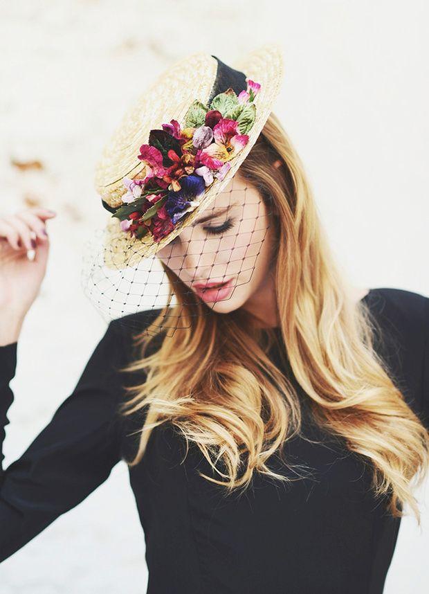 #boater #wedding #hat