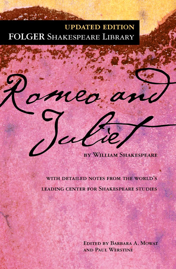 Romeo and Juliet, by William Shakespeare (1597)
