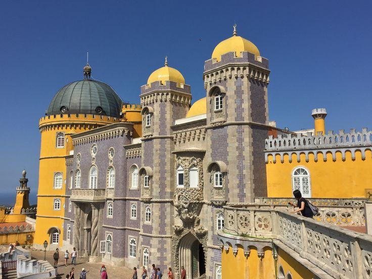Sintra, Palacio Nacional de Peña