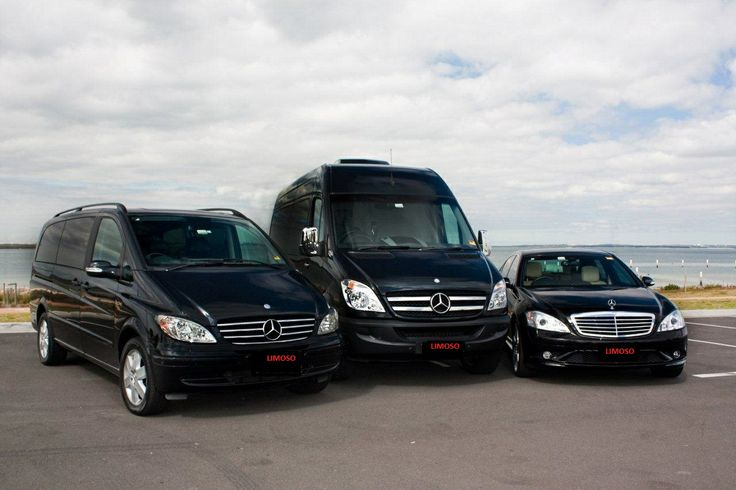 Mercedes Benz People Movers with Saloon