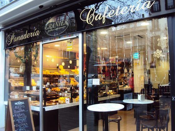 Granier: Las panaderías que están inundando Madrid | DolceCity.com