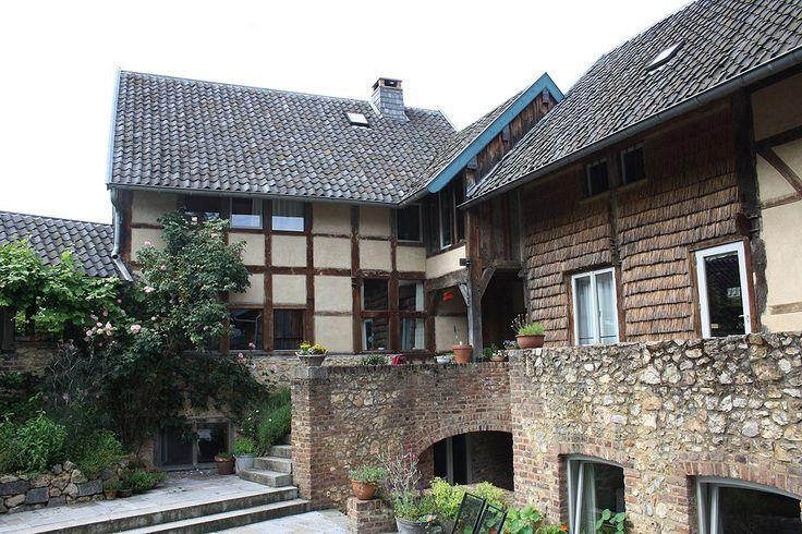 Bijzonder overnachten op een middeleeuws hofje in België - Origineel overnachten