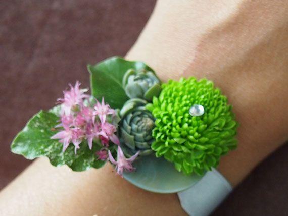 tuto-creation-bracelet-fleuri-mariage-cortege