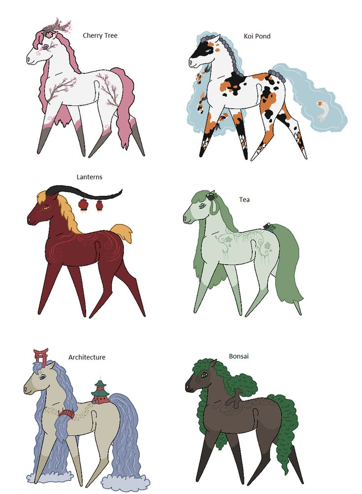 deviantart horse adoption oriental adopts 1 by gilded