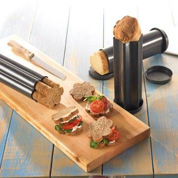 Partykenyér sütőforma http://www.nosaltywebshop.hu/termek/partykenyer-sutoforma/
