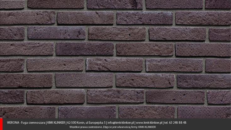 Werona - Cegły ręcznie formowane