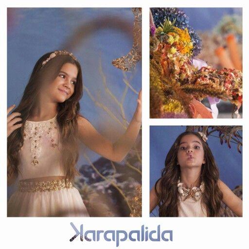 Tem cenário deslumbrante, beijinhos, detalhes incríveis e muito encanto nos bastidores da nossa campanha de Verão 2017, com a atriz Mel Maia!  #karapalida #teen #kids #verão2017 #campanha #melmaia #bastidores