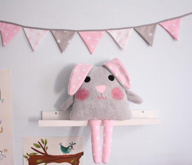 Poduszka króliczek . - Karmelki-by-Ania - Poduszki dla dzieci
