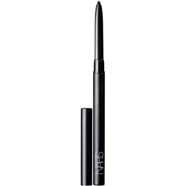 NARS Kohliner ($25) ❤ liked on Polyvore featuring beauty products, makeup, nars, minorque, matte makeup, kohl makeup, nars cosmetics and black makeup