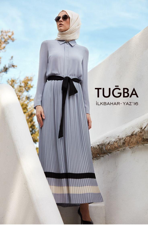 Stile yön veren minimal çizgiler, blok kombinlerle daha zengin görünüyor. #tugba #ss16 #tugbass16 #tugbass16campaign #kibris