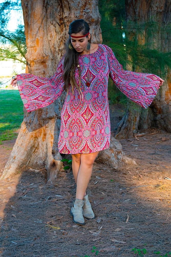 Boho Look: Falling for You | Forever Boho