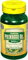 Product Image For Natural Evening Primrose Oil Capsules (500mg)