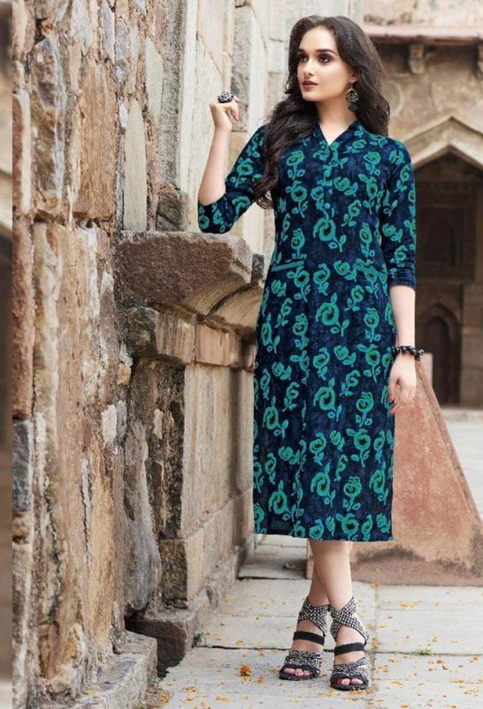 Download New Cotton Kurti Designs 2018 Hd Pictures Indian Dresses