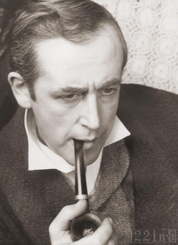 V.Livanov (the Soviet Sherlock Holmes)