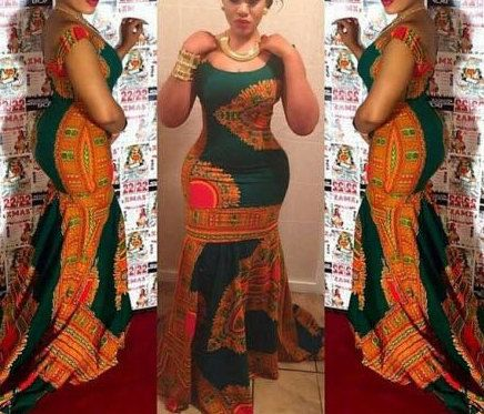These Are Special African Ladies Designs Made For Very