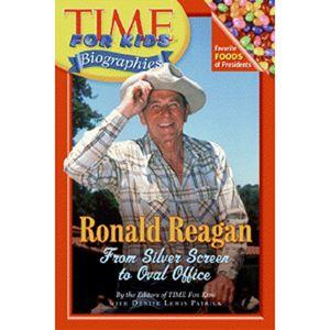 Time for Kids Magazine: Ronald Reagan
