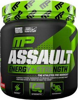 Assault Pre Workout Booster