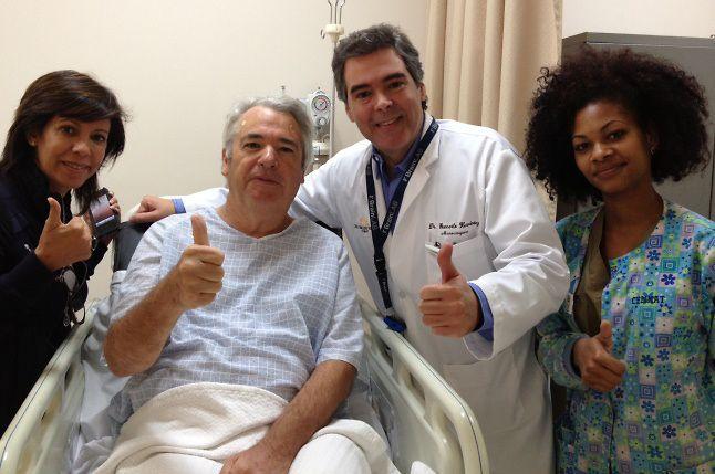 ¿Cómo reaccionan el paciente y sus familiares ante un diagnóstico de tumor cerebral?