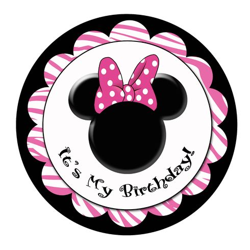 free printable ellie kate 39 s 2nd birthday minnie mouse pinterest free printable minnie. Black Bedroom Furniture Sets. Home Design Ideas