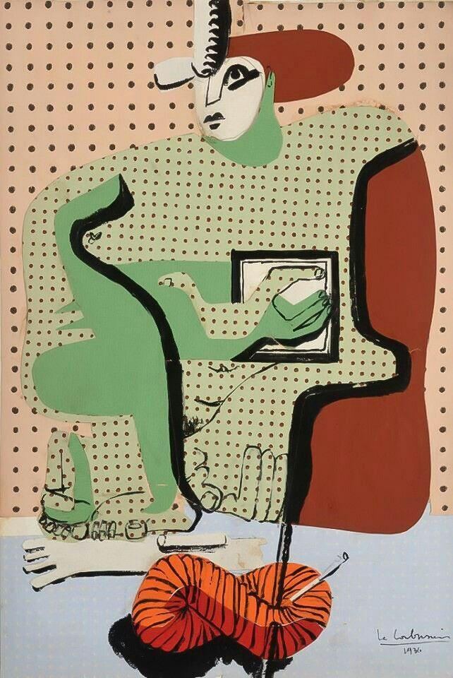 Le Corbusier , 1887 - 1965