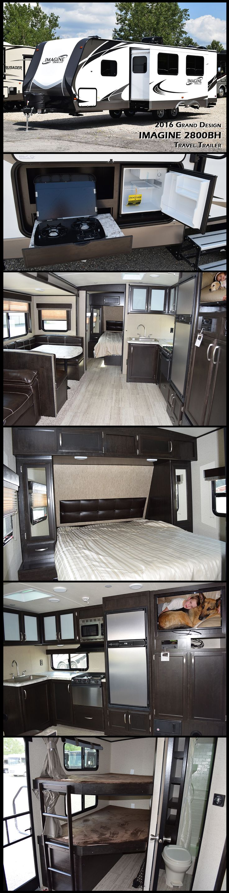 With floorplans starting well under imagine travel trailers hit the towing sweet spot of today s medium duty trucks and suv s