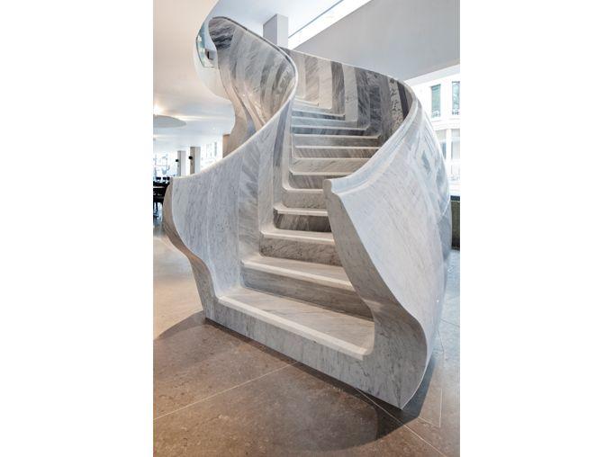 Best Staircase Bespoke Installation Simon Humphrey 400 x 300