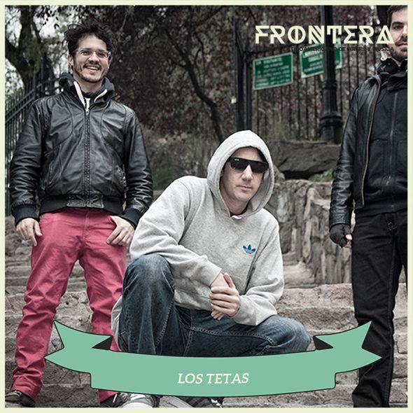 LOS TETAS #fronterafestival