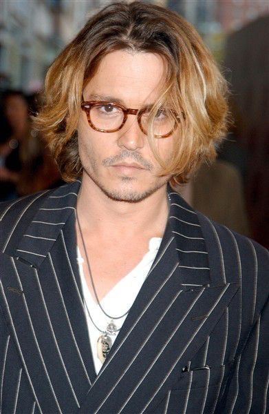 """By Molly McGonigle Johnny Depp not only has eccentric style, he also has had some wacky hairstyles over the years. In honor of his upcoming movie """"Transcendence"""" in theaters on April 18, click..."""