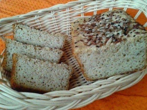 dieta Warzywno Owocowa: Bezglutenowy chleb na zakwasie