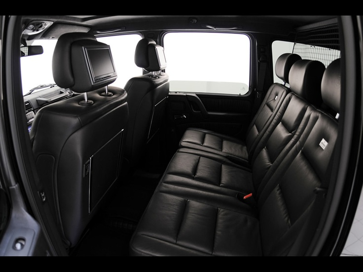 g class interior - G Wagon Interior