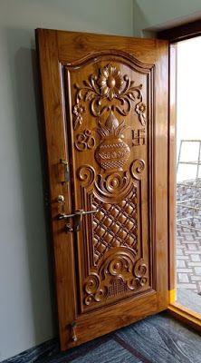 34 Inspiring Very Beautiful Wooden Door Models With Images