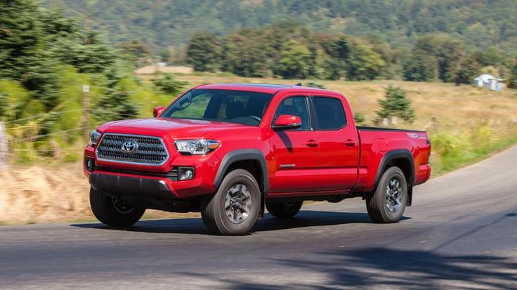 While the asphalt is not the preferred environment for the Toyota Tacoma TRD 4x4 Off Road, you can still get to the fun in comfort.