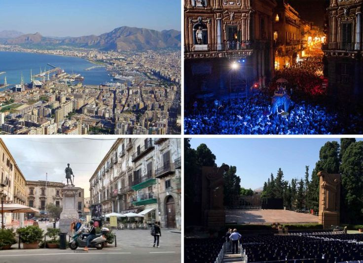 The City of Palermo, Italy is the host city of Manifesta/12 in 2018
