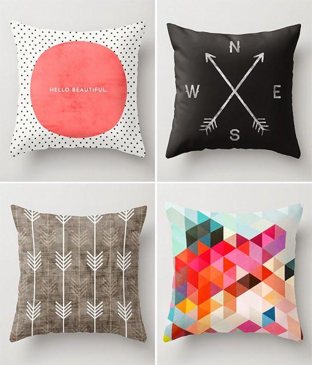 Antipodean Diaries - 10 Statement Cushions {home decor, cushions, pillows, decorating}