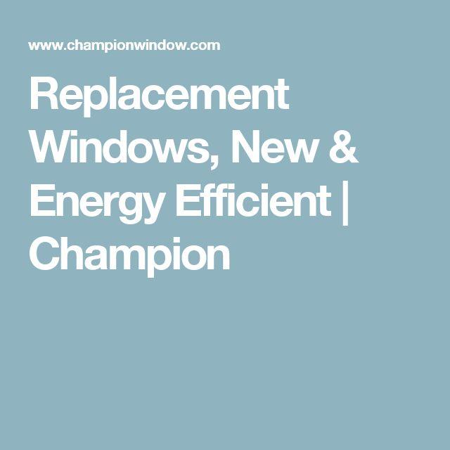 78 ideas about energy efficient windows on pinterest for Energy saving windows