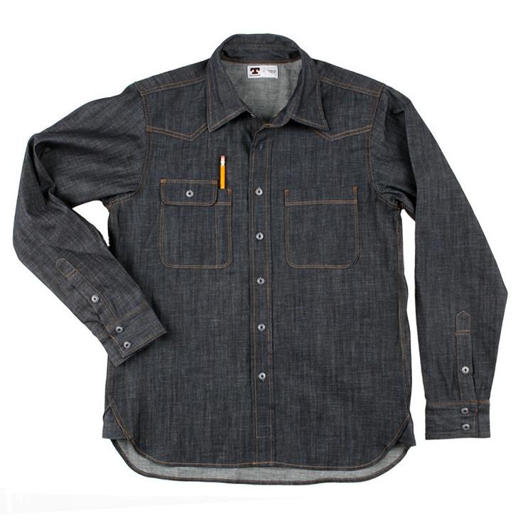 Tellason Denim Shirt