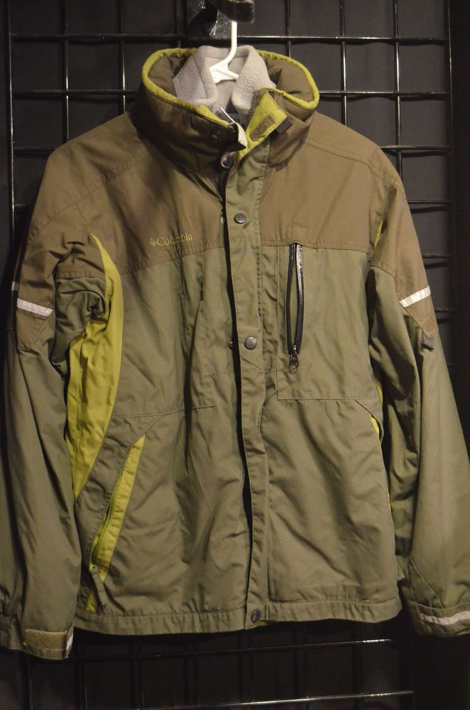 Columbia Kids Winter Jacket 3 /1 System 2 Jackets  Size 14/16 #Columbia #SkiJacket