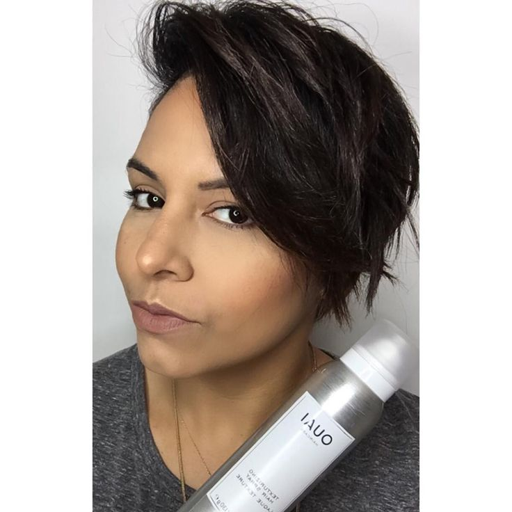 36 best ouai squad images on pinterest waves sprays and lipstickmaven rocking her pixie cut with ouai texturizing hair spray urmus Choice Image