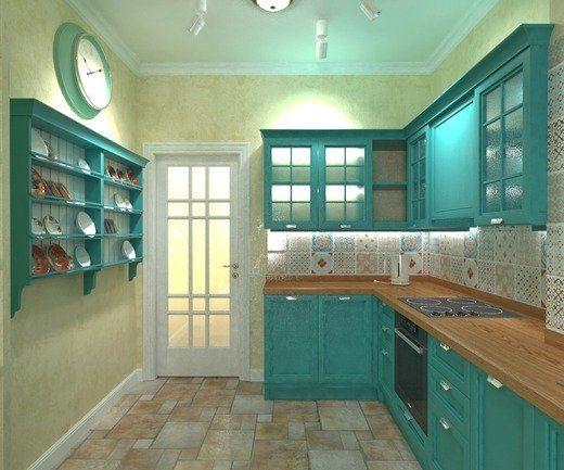 Кухня в средиземноморском стиле (51 фото): как создать своими руками, инструкция, фото и видео-уроки