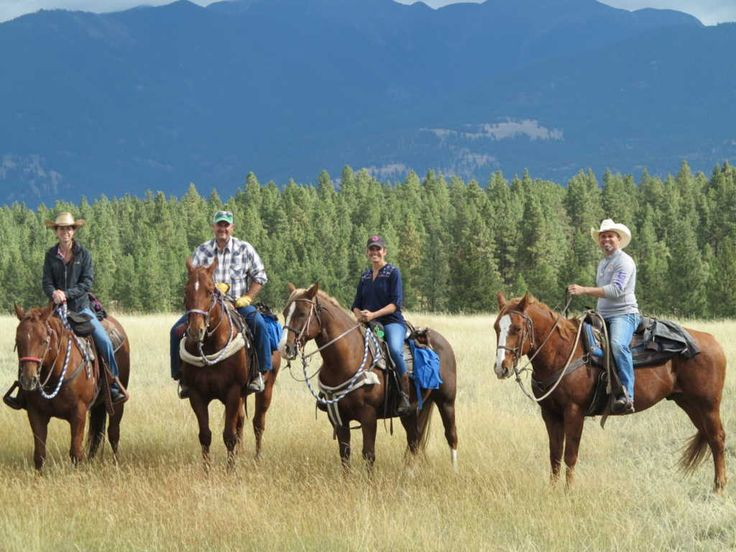 The Bar W Guest Ranch is a horse oriented ranch with a diverse horseback riding program and some of the best training available anywhere.
