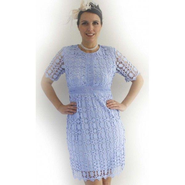 Qin Lace Evening Dress