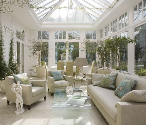 Conservatory Uses